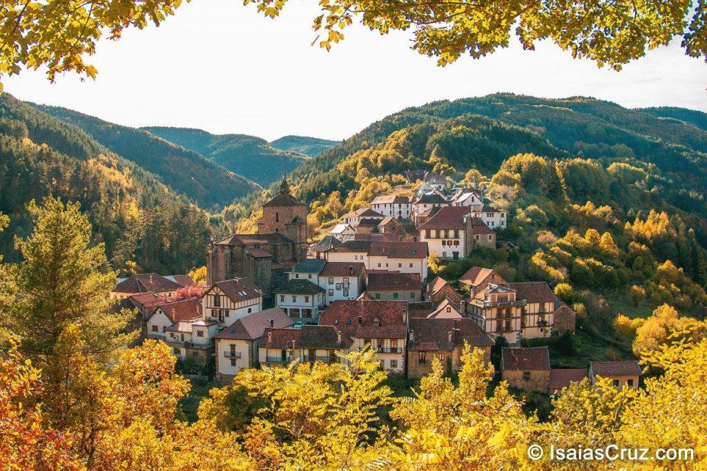 Uztarroz - Navarra