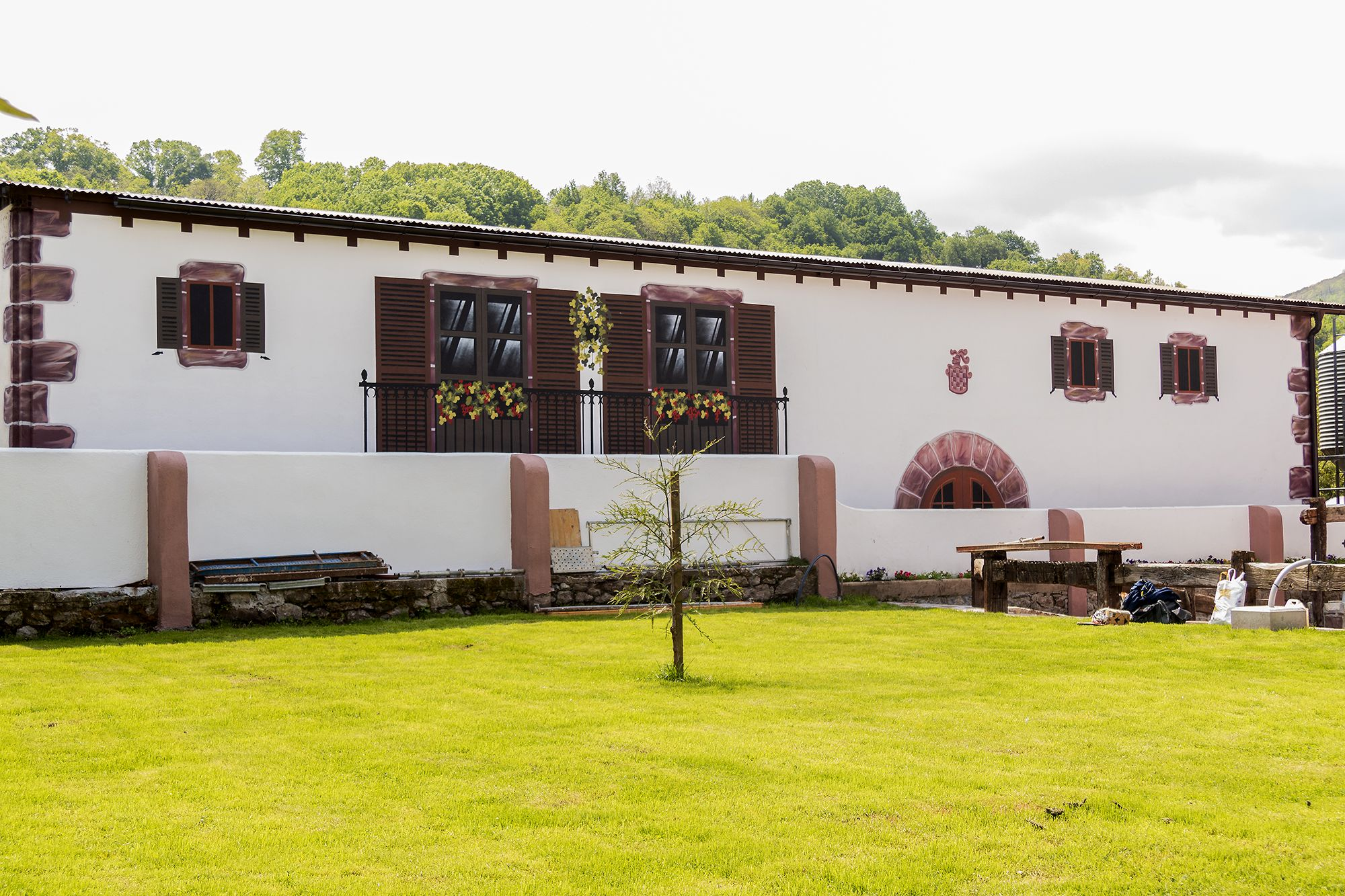 Murales exteriores